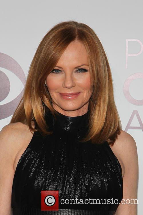 marg helgenberger the 40th annual peoples choice 4015331