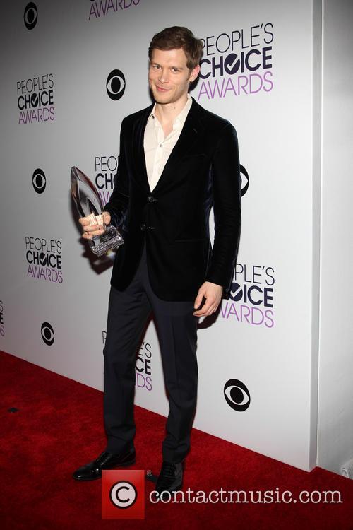 Joseph Morgan, Nokia LA Live, Peoples Choice Awards, LA Live