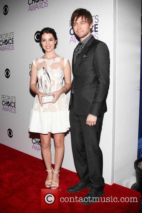 Adelaide Kane and Torrance Coombs 2