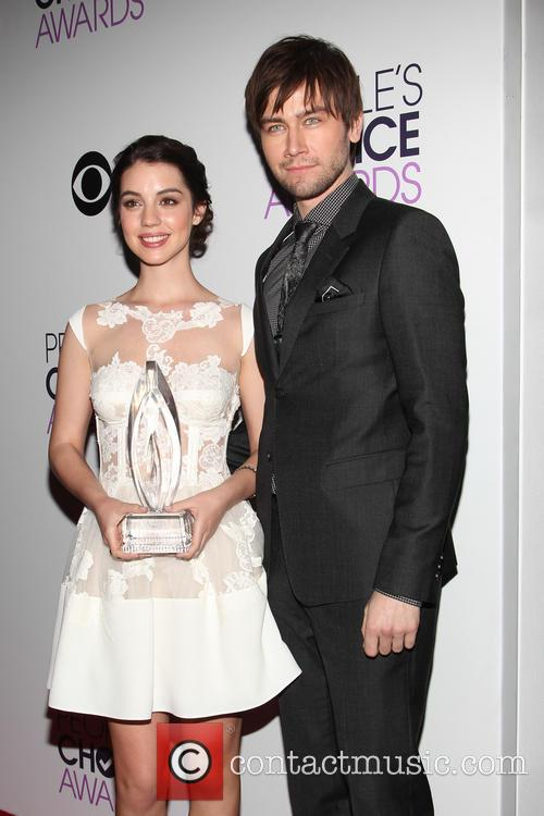 Adelaide Kane and Torrance Coombs 3