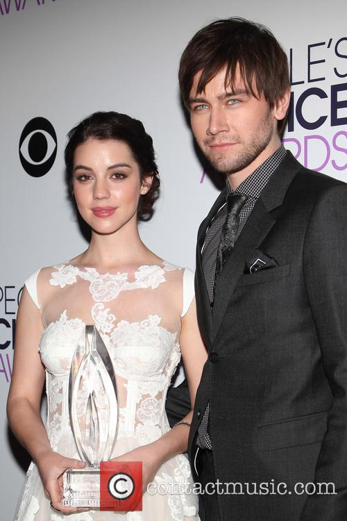 Adelaide Kane and Torrance Coombs 4