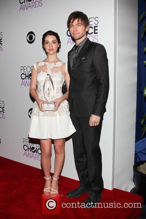 Adelaide Kane and Torrance Coombs 5