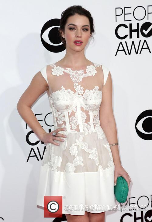 Adelaide Kane, Nokia L.A. Live, Annual People's Choice Awards