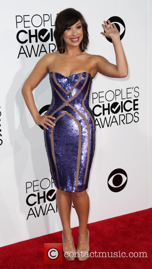 Cheryl Burke, Nokia L.A. Live, Annual People's Choice Awards