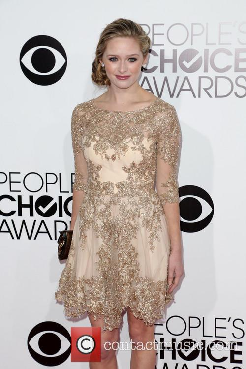 Greer Grammer, Nokia L.A. Live, Annual People's Choice Awards