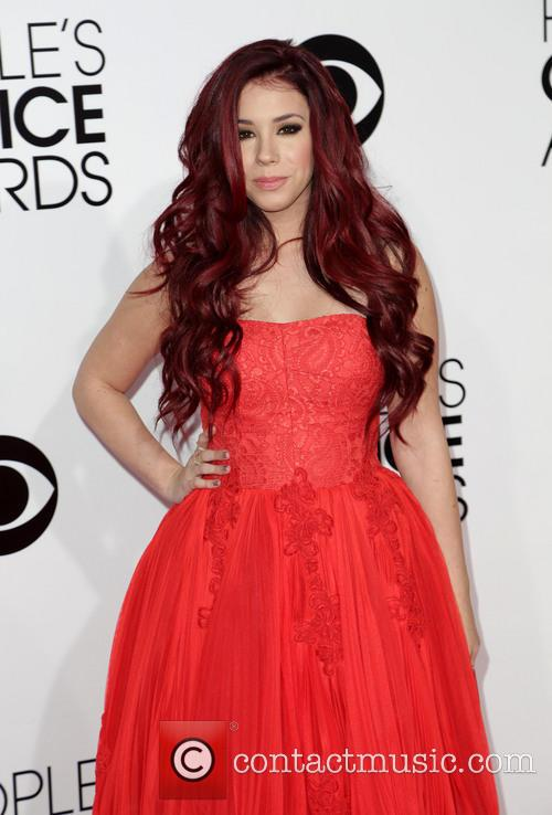 Jillian Rose Reed, Nokia L.A. Live, Annual People's Choice Awards