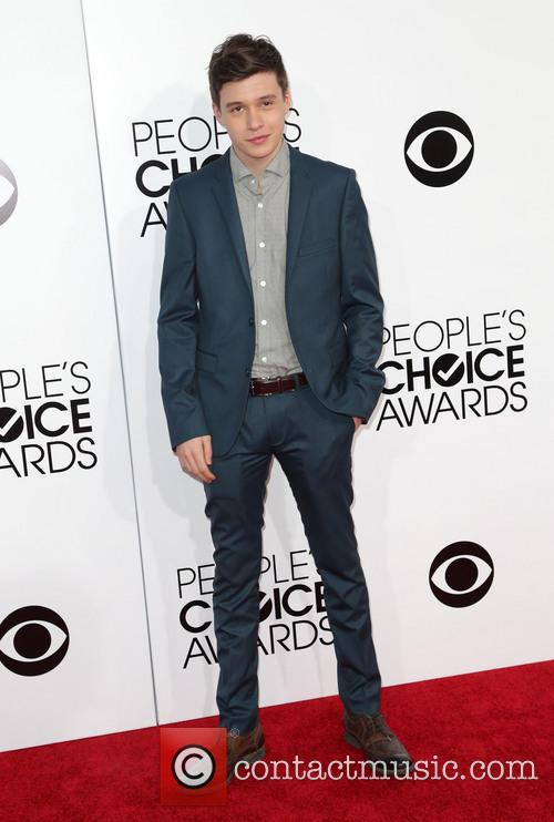 Nick Robinson, Nokia L.A. Live, Annual People's Choice Awards