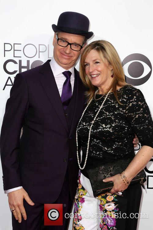 Paul Feig and Laurie Karon 1