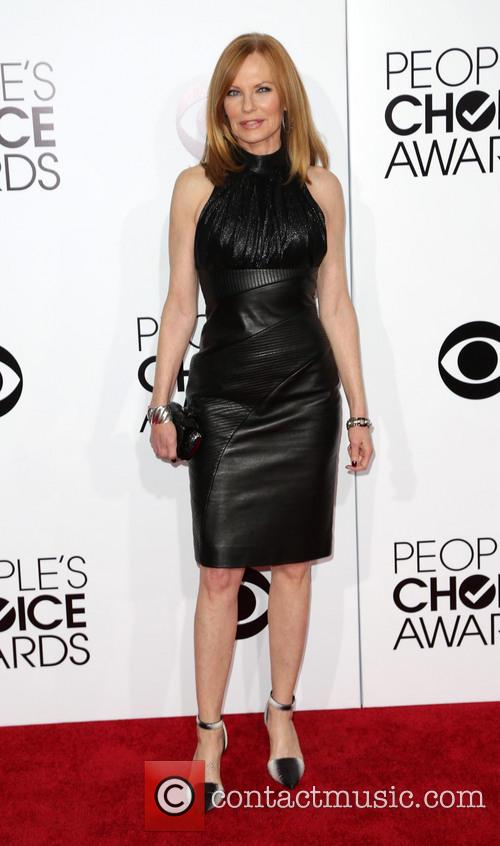 Marg Helgenberger, Nokia L.A. Live, Annual People's Choice Awards