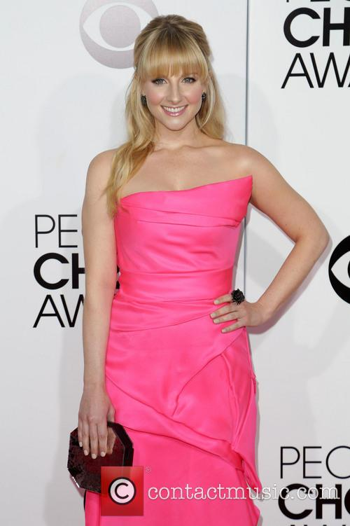 Melissa Rauch, Nokia L.A. Live, Annual People's Choice Awards