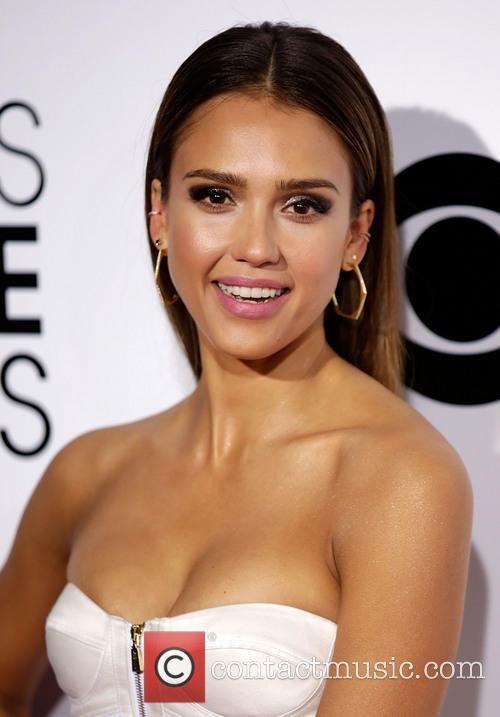 Jessica Alba, Nokia .LA. Live, Annual People's Choice Awards