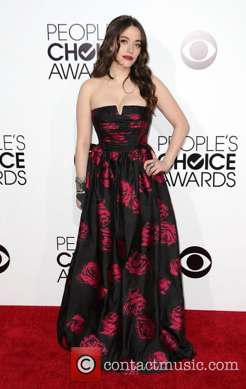 Kat Dennings, Nokia .LA. Live, Annual People's Choice Awards