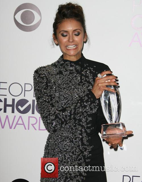 Nina Dobrev, People's Choice Awards