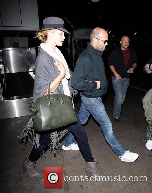 Rosie Huntington-whiteley and Jason Statham 3