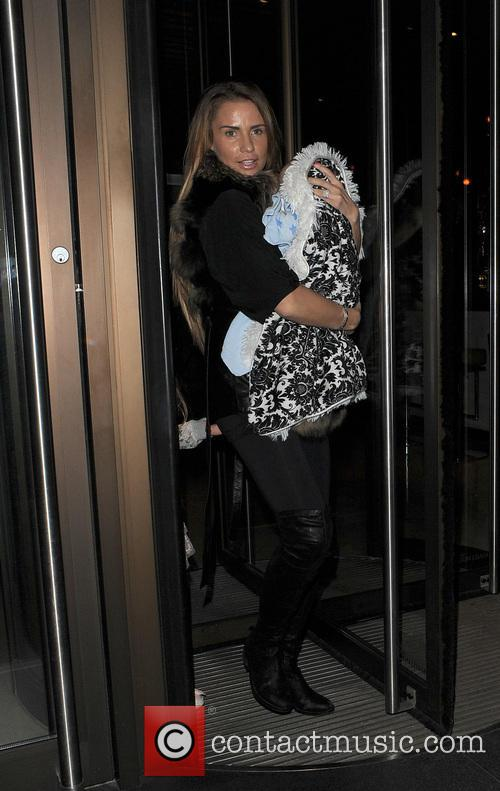 Katie Price and Jett Riviera 2
