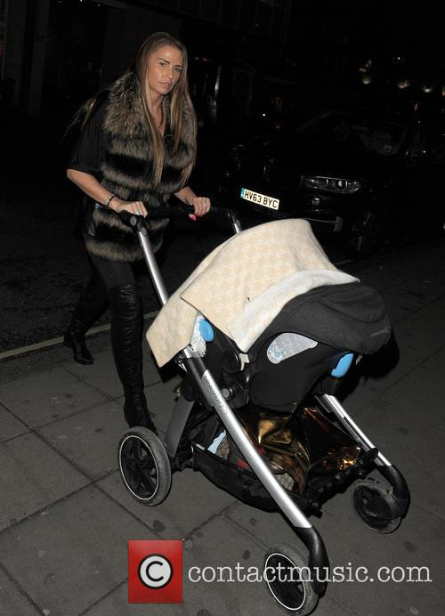 Katie Price and Jett Riviera 6