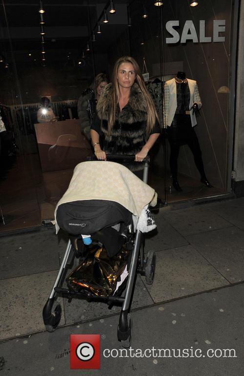 Katie Price and Jett Riviera 7