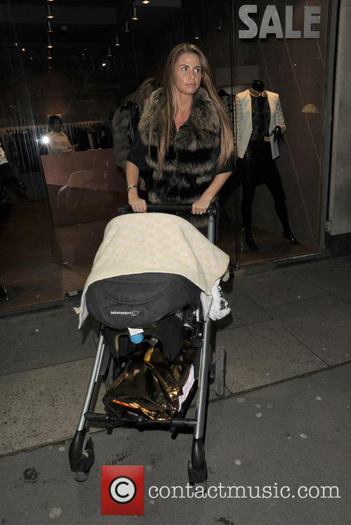 Katie Price and Jett Riviera 8