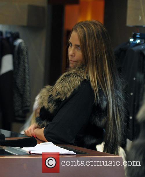 Katie Price, Selfridges