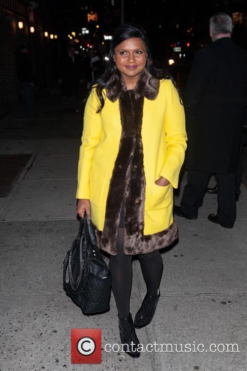 Mindy Kaling, Ed Sullivan Theater