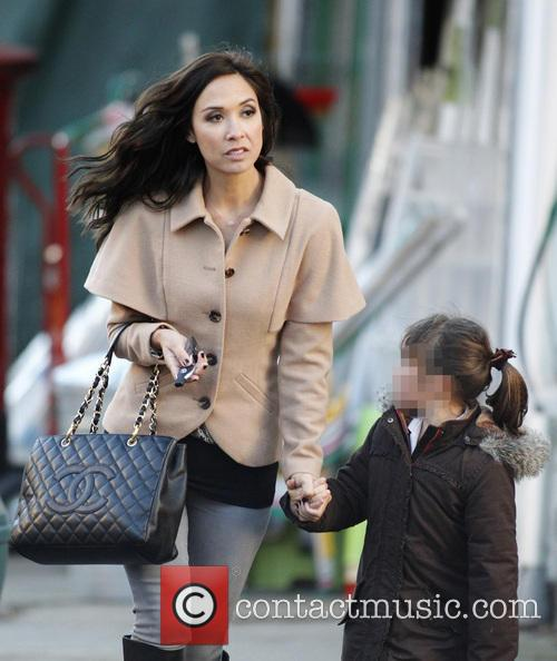 Myleene Klass and daughter Ava Quinn