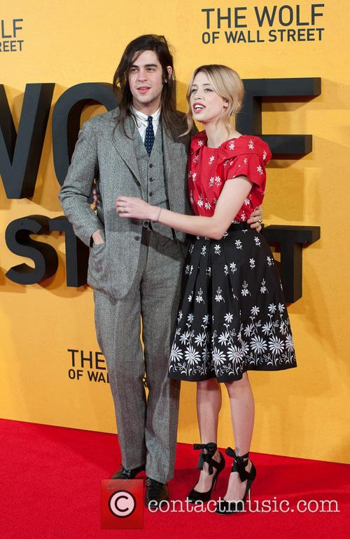 Thomas Cohen and Peaches Geldof 1