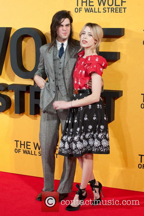 Thomas Cohen and Peaches Geldof 2