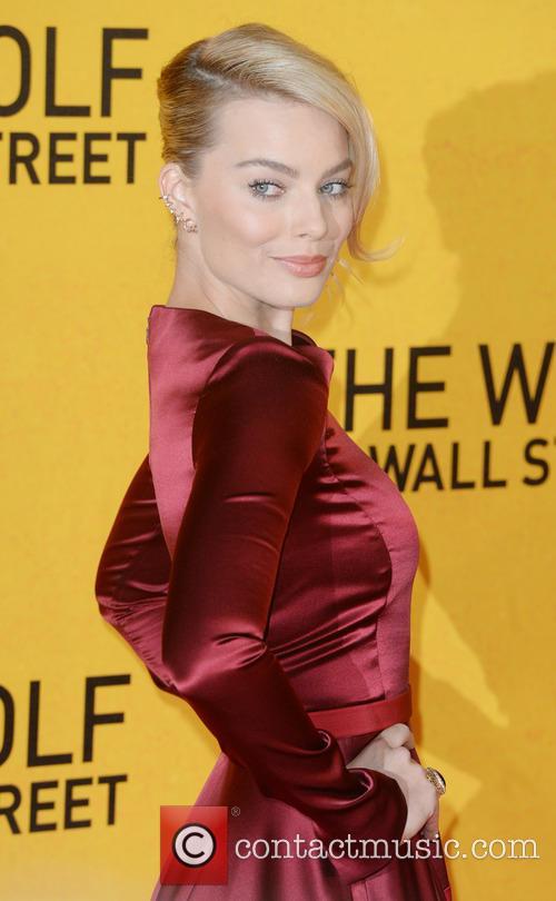 Margot Robbie 18