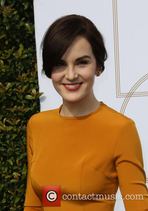 LoveGold Honors Michelle Dockery