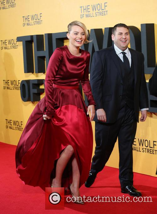 Margo Robbie and Jonah Hill 1