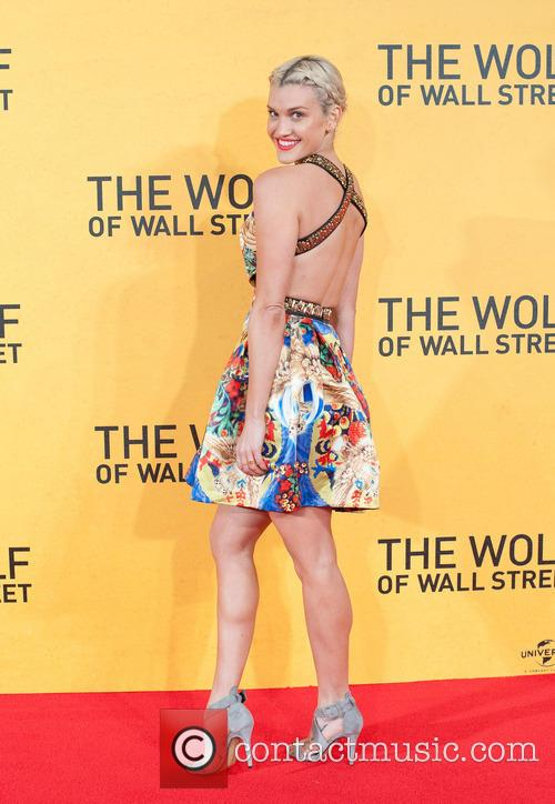 The Wolf of Wall Street premiere