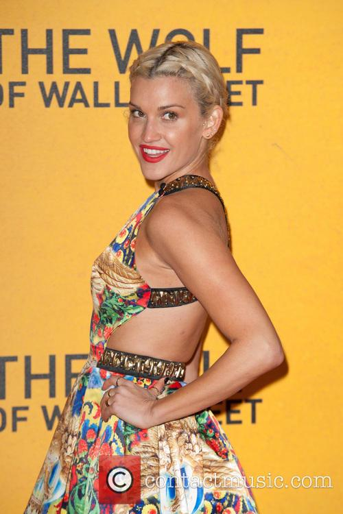 Ashley Roberts, Leicester Square, Odeon Leicester Square
