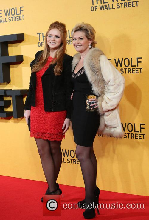 Wall Street, Fiona Fullerton and Lucy Shackell 4