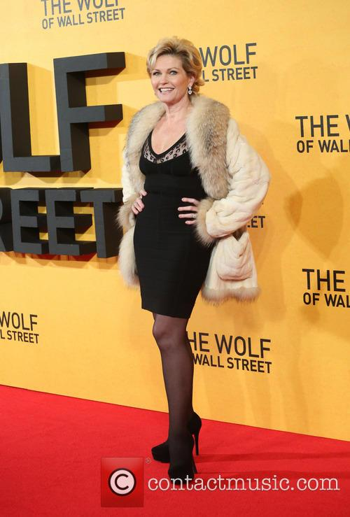 Wall Street, Fiona Fullerton, Odeon Leicester Square