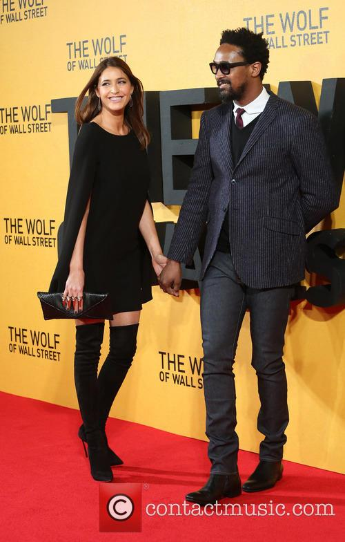 Lisa Snowdon, Tim Wade, Odeon Leicester Square