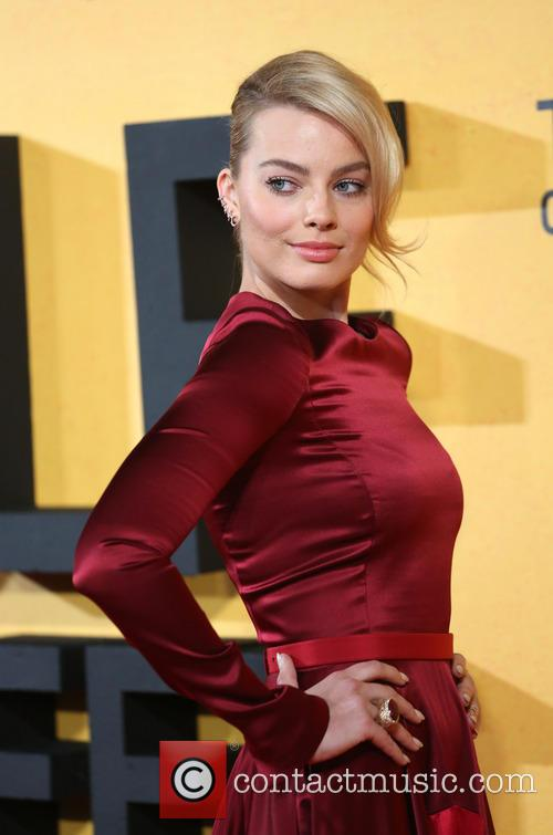 Margot Robbie, Odeon Leicester Square