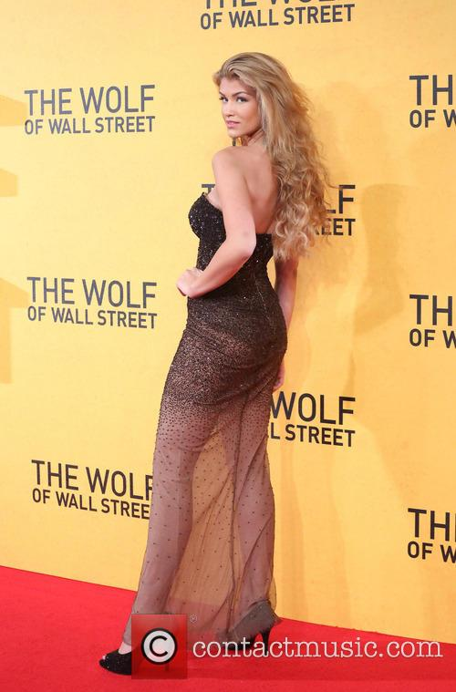 Amy Willerton, Odeon Leicester Square