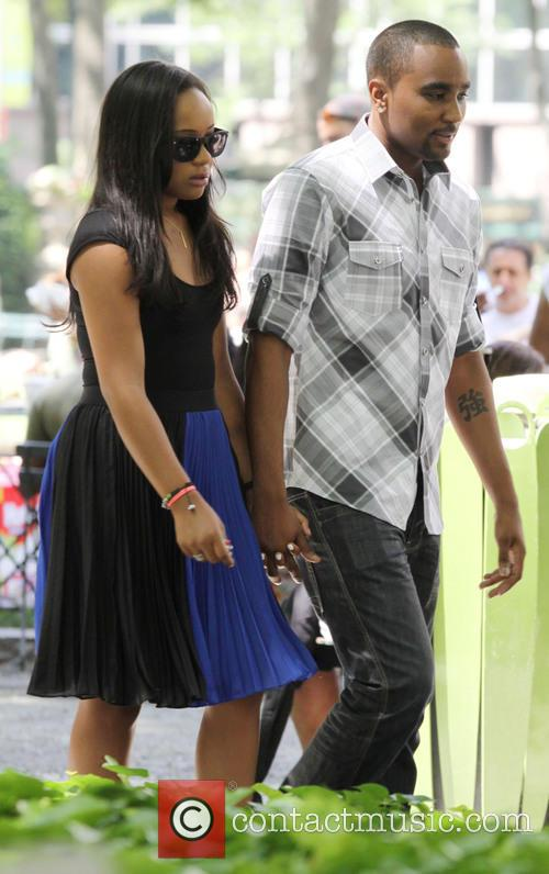 Bobbi Kristina Brown and Nick Gordon 1