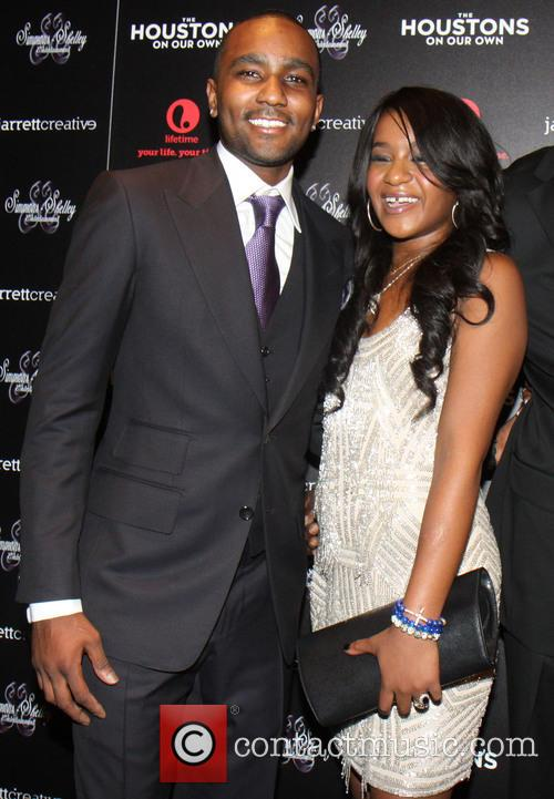 Bobbi Kristina Brown and Nick Gordon 2