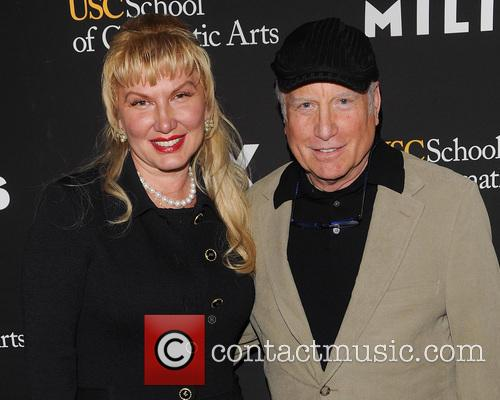 Svetlana Erokhin and Richard Dreyfuss