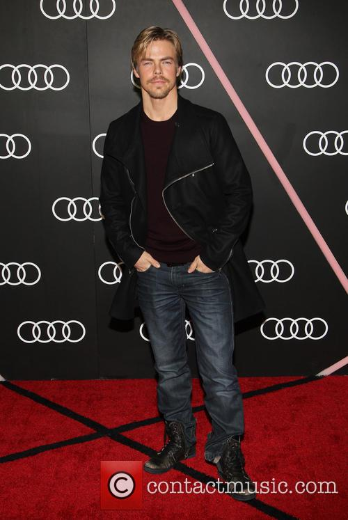 derek hough audi celebrates golden globes event 4016855
