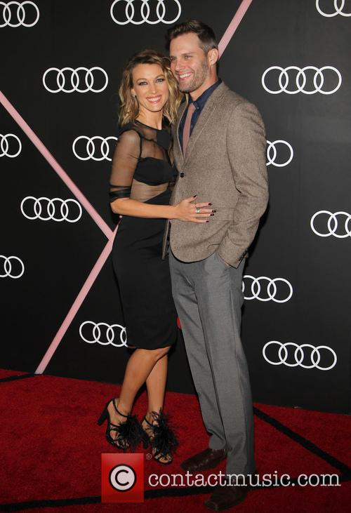 Natalie Zea and Travis Schuldt 2