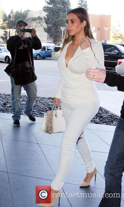 Kim Kardashian, Los Angeles