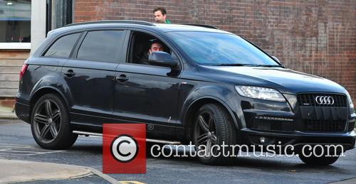 Liverpool FC players leaving Melwood