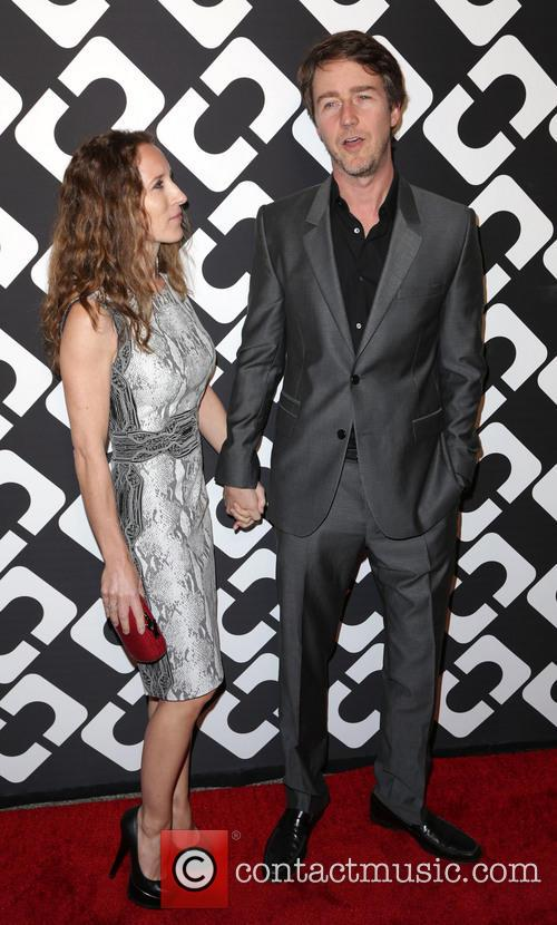 Shauna Robertson and Edward Norton 3