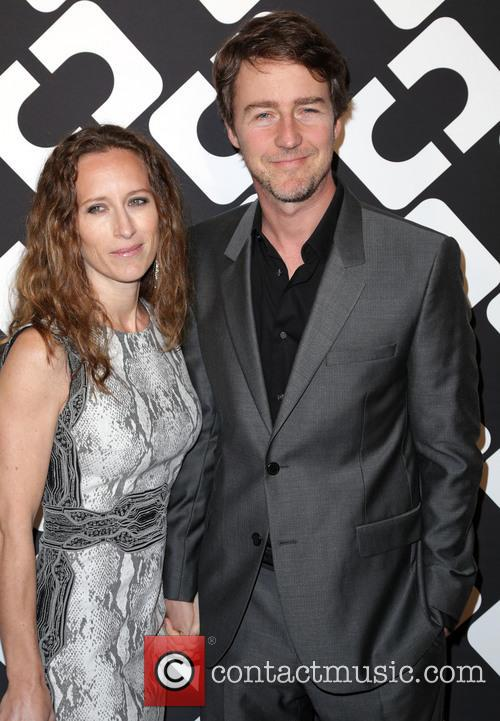 Shauna Robertson and Edward Norton 4