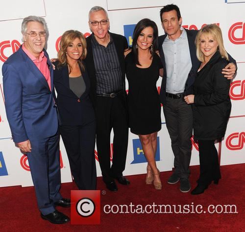 Albie Hecht, Jane Velez-mitchell, Dr Drew, Robin Meade, A.j. Hammer and Nancy Grace 4