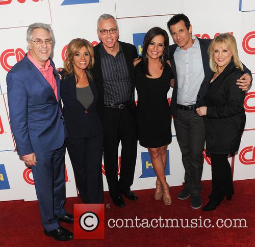 Albie Hecht, Jane Velez-mitchell, Dr Drew, Robin Meade, A.j. Hammer and Nancy Grace 6