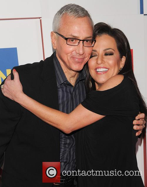 Dr Drew, Robin Meade, The Langham Huntington