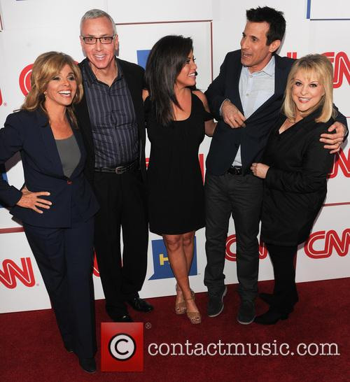 Jane Velez-mitchell, Dr Drew, Robin Meade, A.j. Hammer and Nancy Grace 5